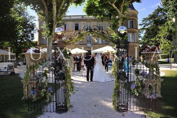 Chateau Mariage Var Luxuria Wedding Blog