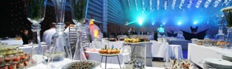 Production d'événement avec event cannes Luxuria