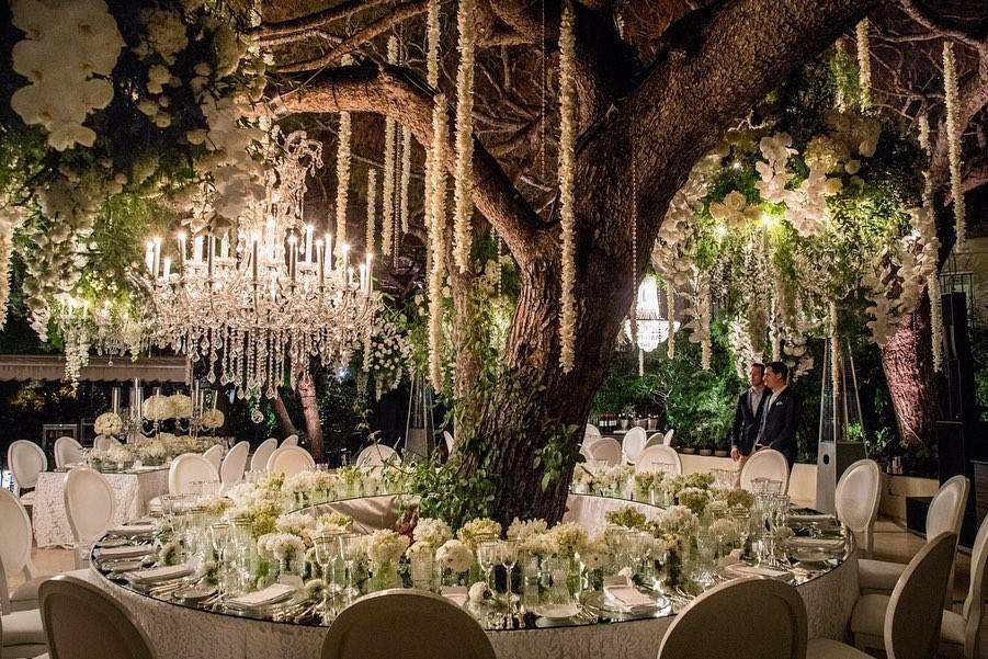 Flower designer Monaco