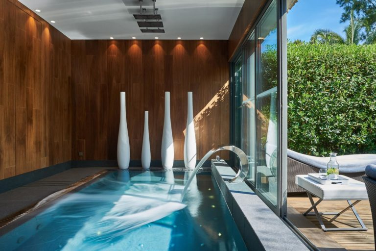 Contemporary boutique hotel for wedding in St Tropez