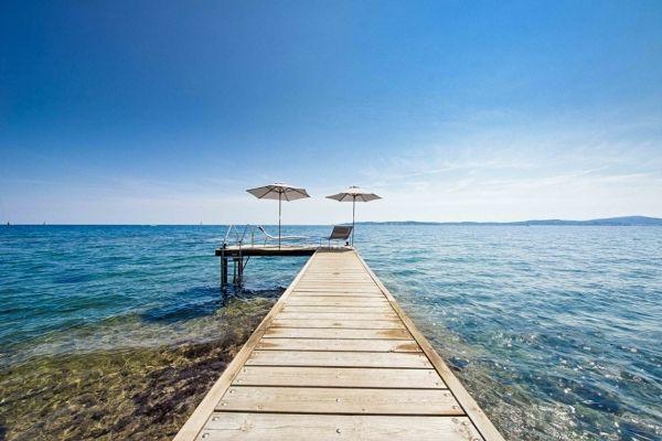 Beach Villa for wedding St Tropez