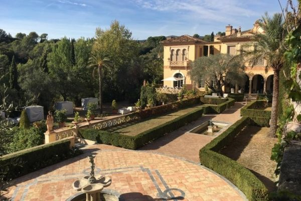 Toscan Palace