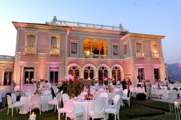 Renaissance Palace - Wedding venue French Riviera