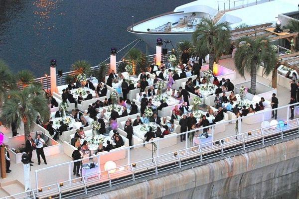 Sea View Villa for you wedding in Monaco