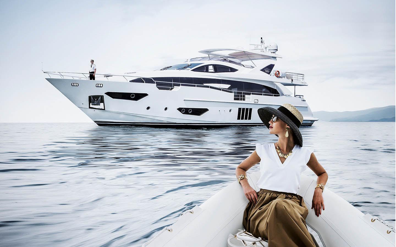 Yacht Charter Wedding French Riviera