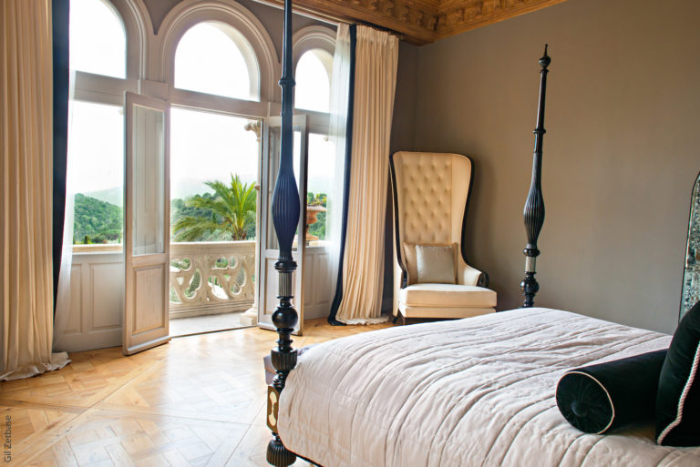 Toscan Palace for luxury wedding on the French Riviera