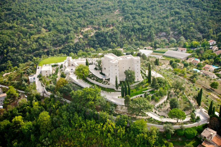 Chateau de Vence - French Riviera Wedding