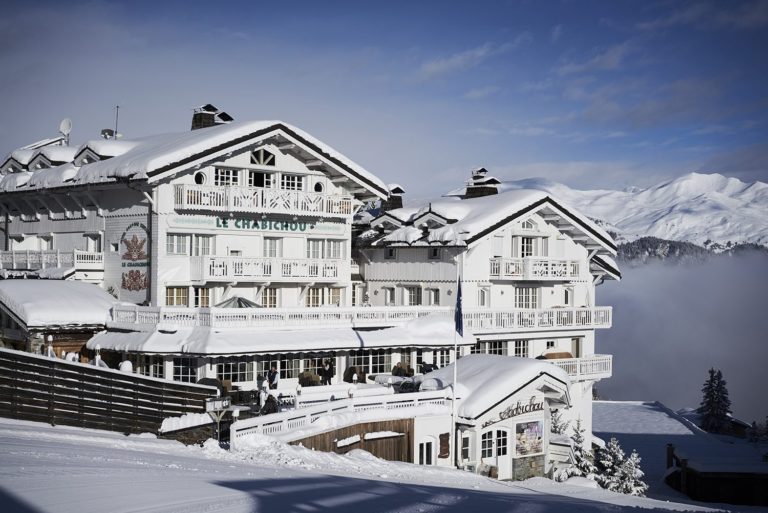 Chalet Hotel for your wedding in Courchevel