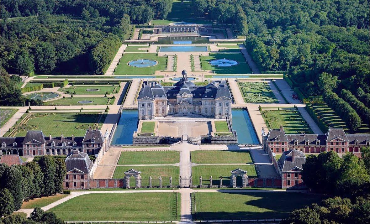 Chateau mariage paris