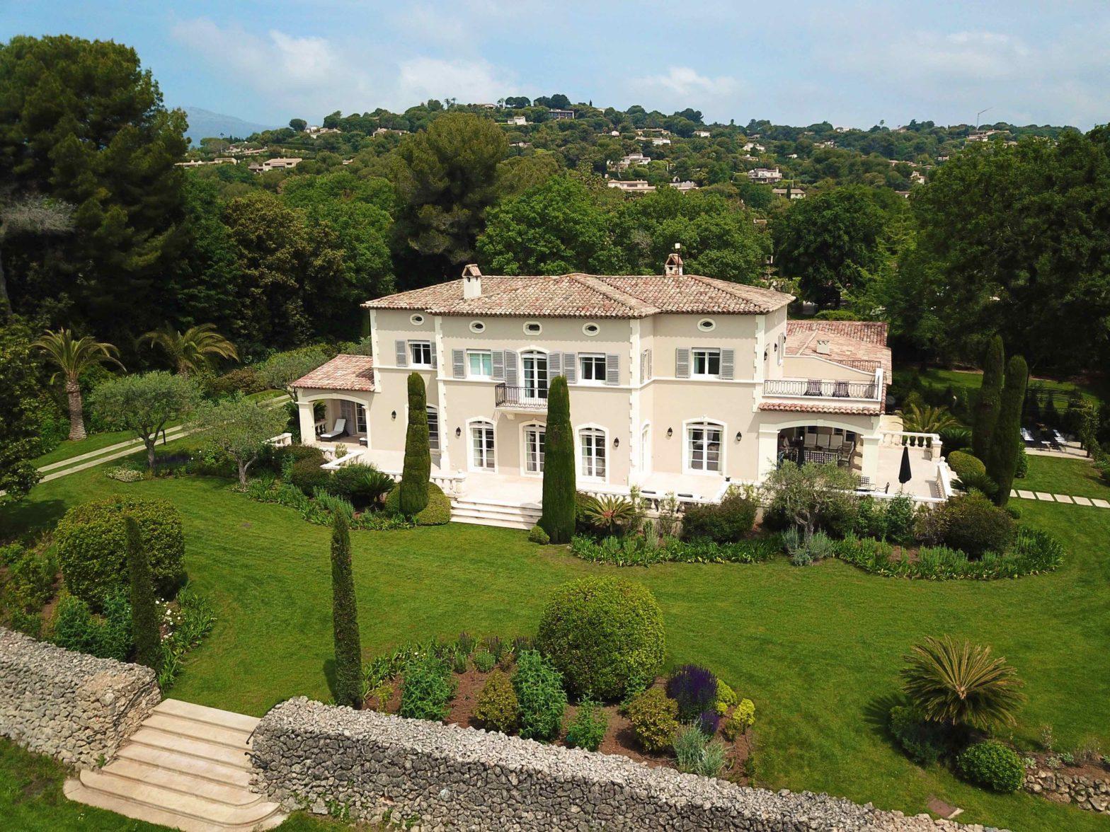 villa mariage saint Paul de Vence
