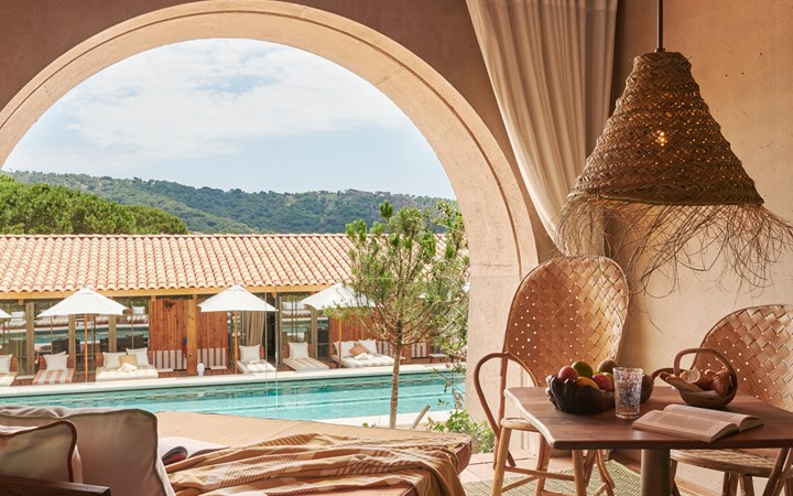 Eco Green Boutique Hotel near St Tropez
