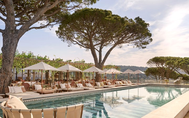 Eco Green Boutique Hotel near St Tropez