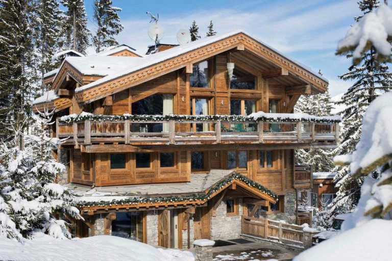 Luxury Chalet Courchevel 1850 for weddings